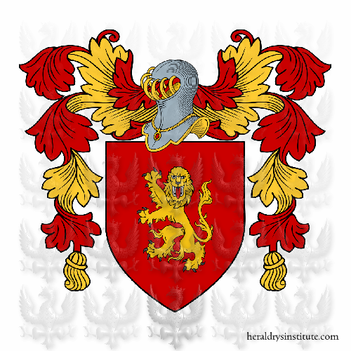 Coat of arms of family Scolaini