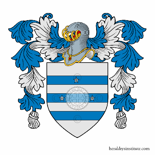 Coat of arms of family Giovannetti