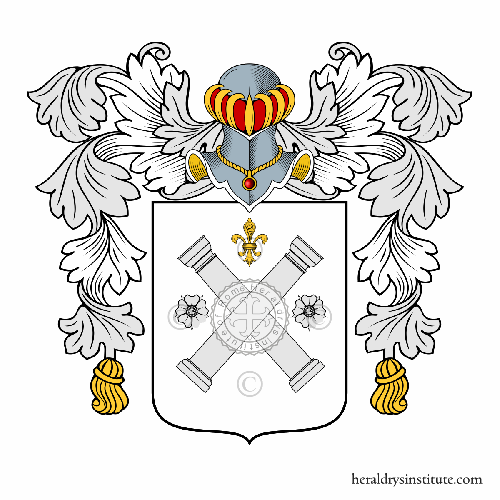 Coat of arms of family Maiorano