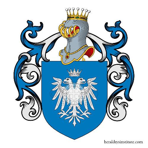Coat of arms of family Grasso
