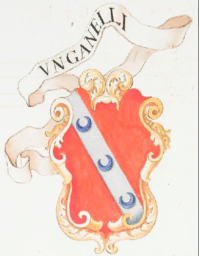 Unganelli family, heraldry, genealogy, Coat of arms and ...