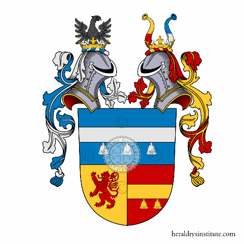 Coat of arms of family Westphalen