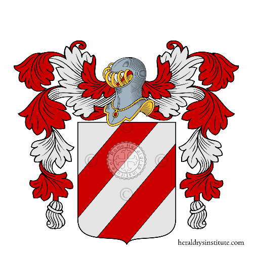 Coat of arms of family Emo