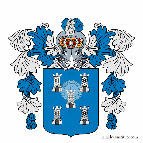 Coat of arms of family Torres