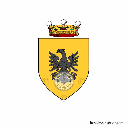 Coat of arms of family Soffredinghi