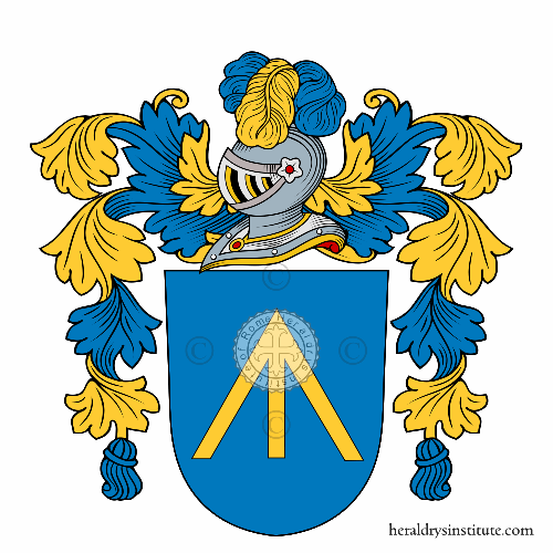 Coat of arms of family Hanselmann
