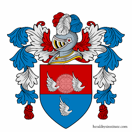 Coat of arms of family Olivè