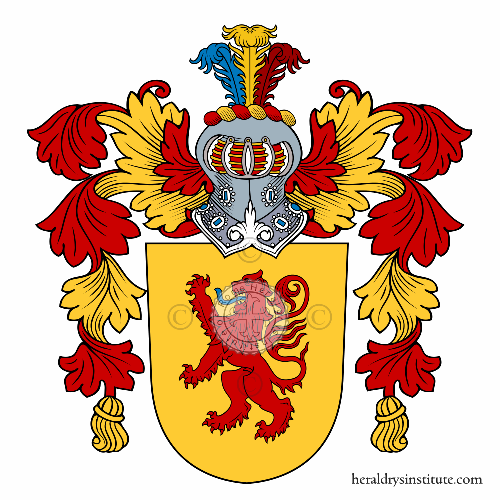 Coat of arms of family Agramont