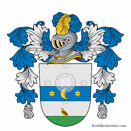 Coat of arms of family Repke