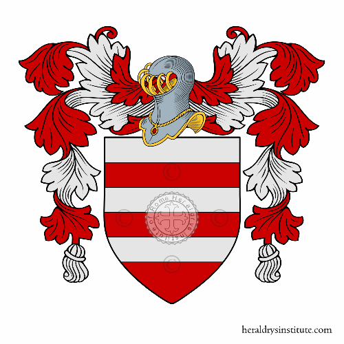 Coat of arms of family Scoini