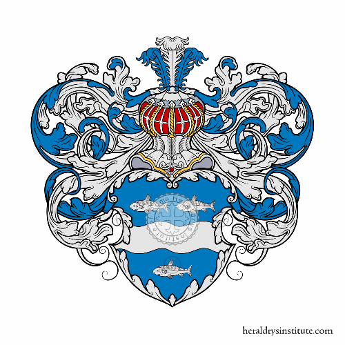 Coat of arms of family Bolk