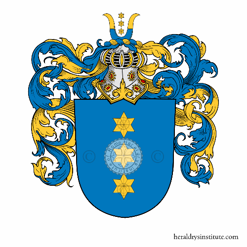 Coat of arms of family Seifried