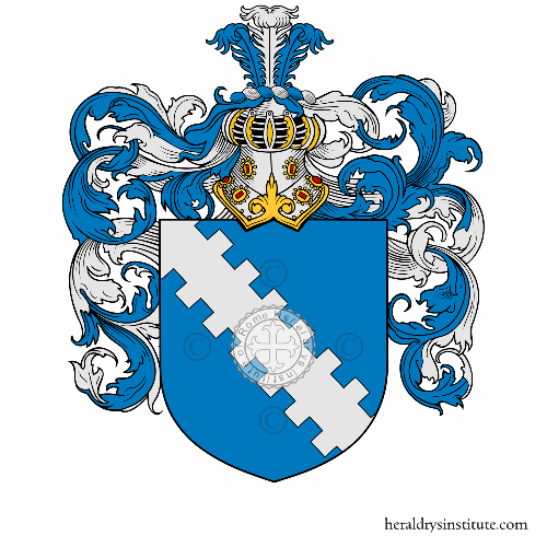 Coat of arms of family Chiarito