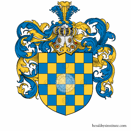 Coat of arms of family Urgell