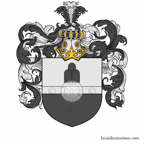 Coat of arms of family Montefuscolo
