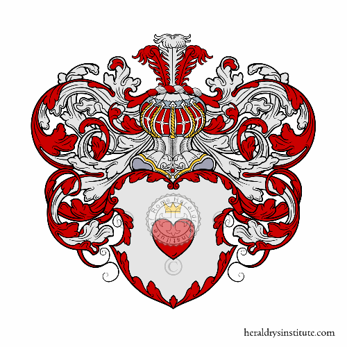 Coat of arms of family Götten