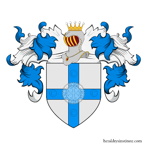 Coat of Arms of family Salvetto