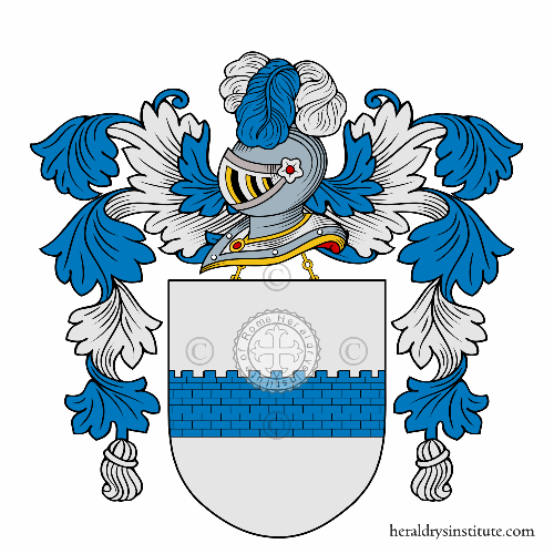 Coat of arms of family Rafols