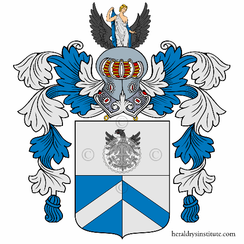 Coat of arms of family Caramella