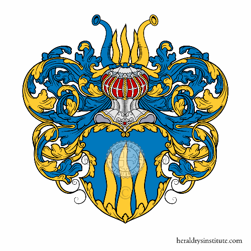 Coat of arms of family Denk