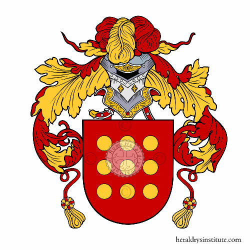 Coat of arms of family Sofi