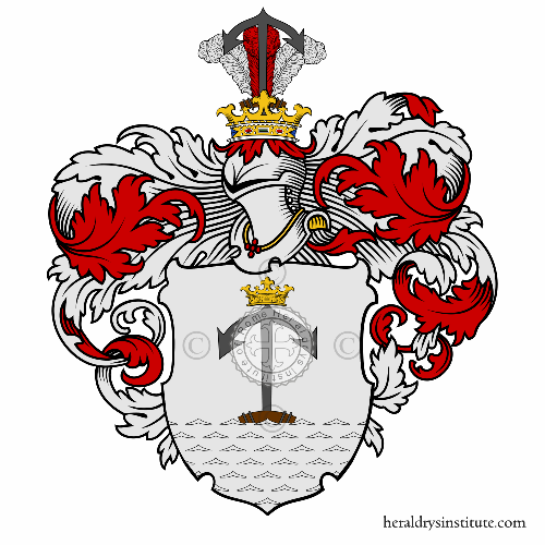 Coat of arms of family Breuer