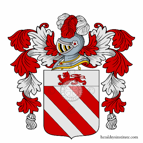 Coat of arms of family Faenza