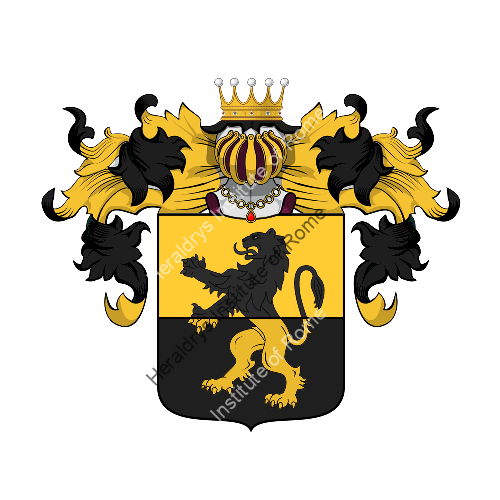 Coat of Arms of family Quintavalo