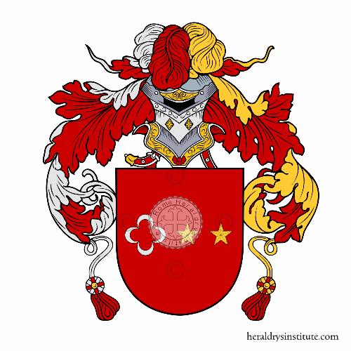Coat of arms of family Josué