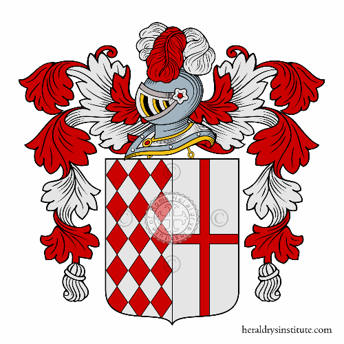Coat of arms of family Sorici