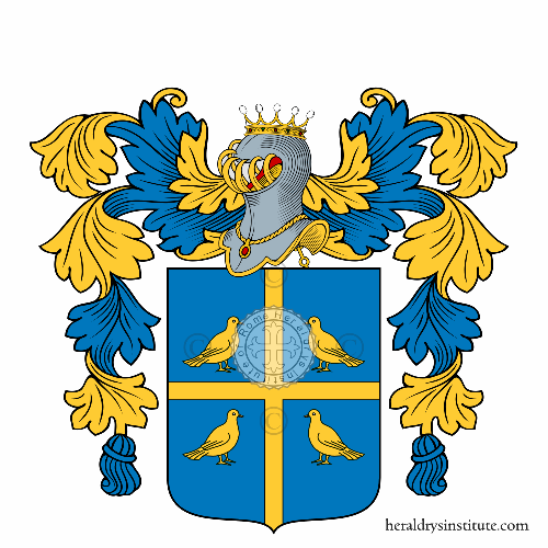 Coat of arms of family Colombini