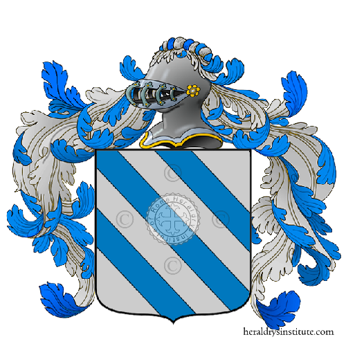 Coat of Arms of family Silletti Lauria