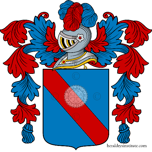 Coat of arms of family Pilcanti