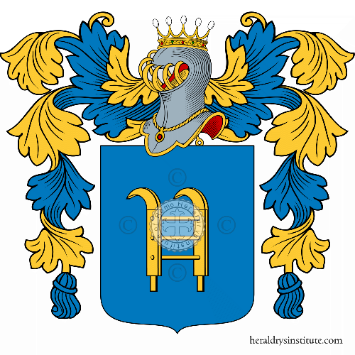 Coat of arms of family Scala