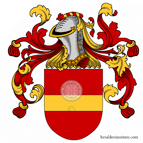 Coat of arms of family Olave