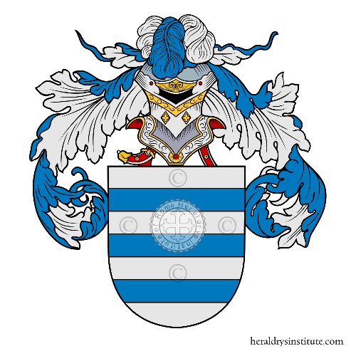 Coat of arms of family Viso