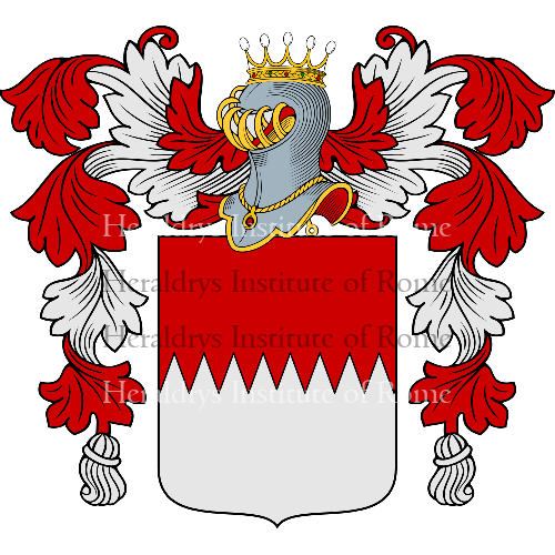 Coat of arms of family Osii