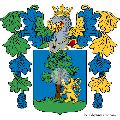 Coat of arms of family Airola