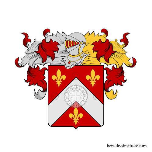 Coat of Arms of family Dazzan