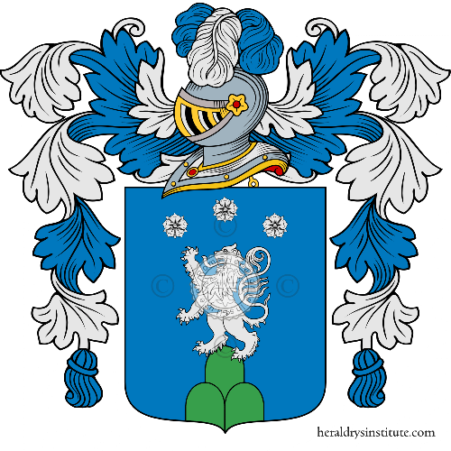 Coat of arms of family Calarco