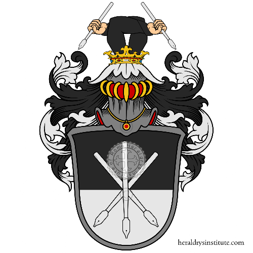 Coat of arms of family Heydrich