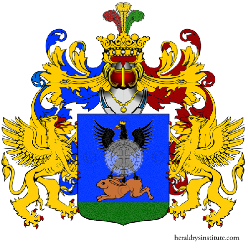 Coat of Arms of family Pepri