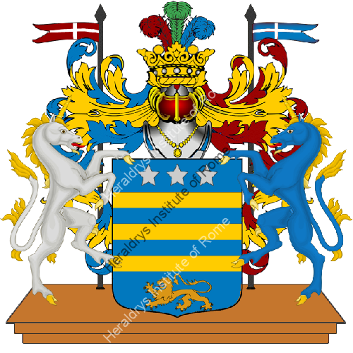 Coat of Arms of family Scevole