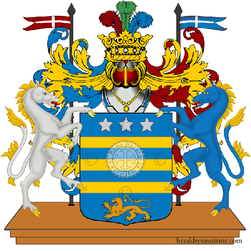 Coat of Arms of family Scevolo