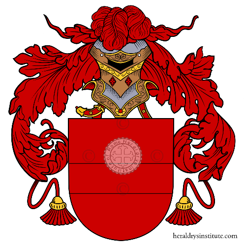 Coat of arms of family Rabella