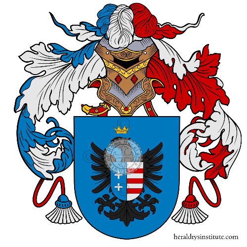 Coat of arms of family Seron