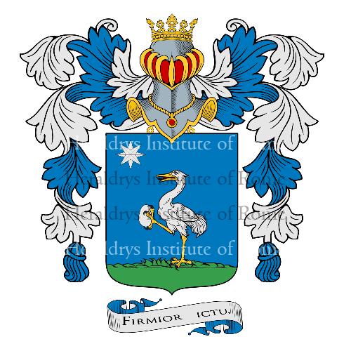 Coat of arms of family Andreassi