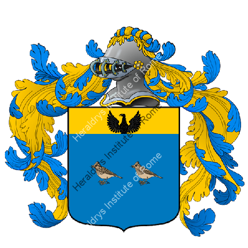 Coat of Arms of family Podolo