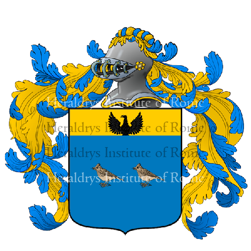 Coat of Arms of family Spicaglia