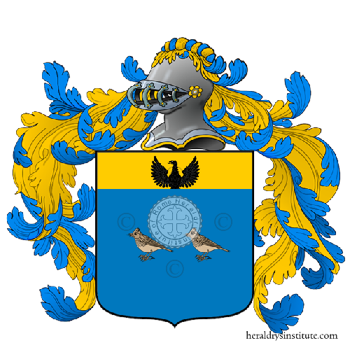 Coat of Arms of family Spici